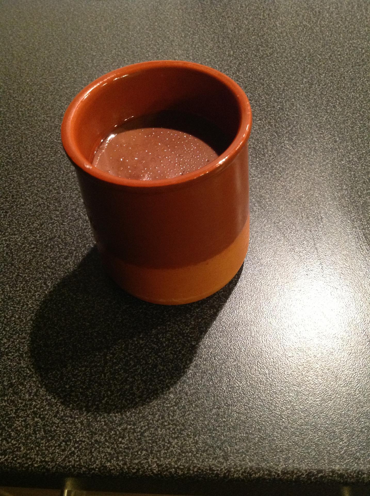 Creme chocolat lait de riz 2